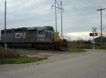 """""""GTW"""" 5941 leads A411"""