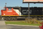CN 9460 just past Military Ave.