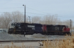 A closer shot of NS 6622