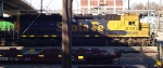 BNSF SD45-2