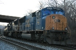 CSX 4726 eastbound with the Q406