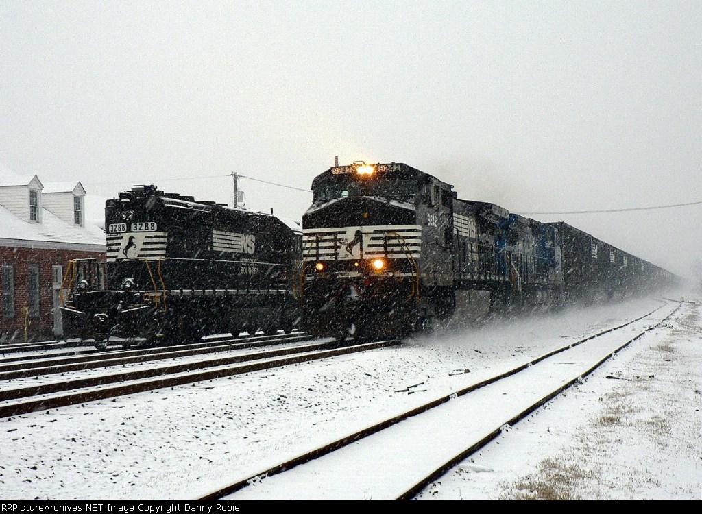 NS 67E Snowstorm