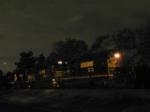 NS 3282 LHF at Night
