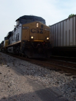 CSXT U319 Northbound