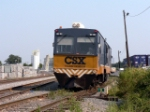 CSX GRMS-2 Geometry Rail Car
