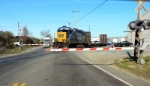 Rozzelles Ferry Rd Crossing