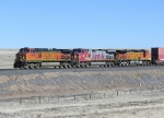 BNSF 4669  686  and  4946