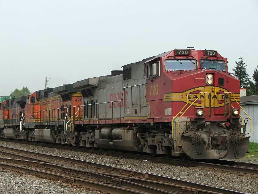 BNSF 720 South