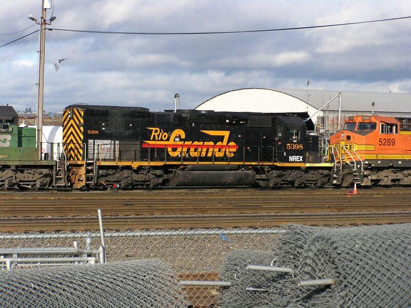 ex DRGW Tunnel Motor