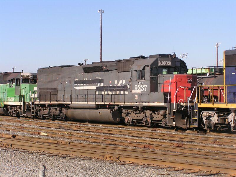 ex SP Tunnel Motor