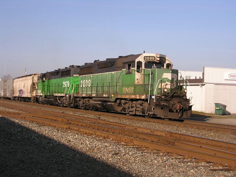 BNSF 2899