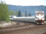 Amtrak Cascade