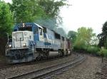 MT Coal Train
