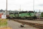 Tacoma Stack Train