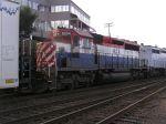 ex BC Rail SD40-2