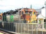 BNSF SD40-2