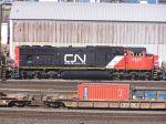 CN SD75I