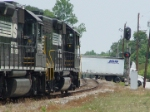 Train vs. Truck