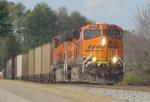 BNSF 5938 (NS #734)