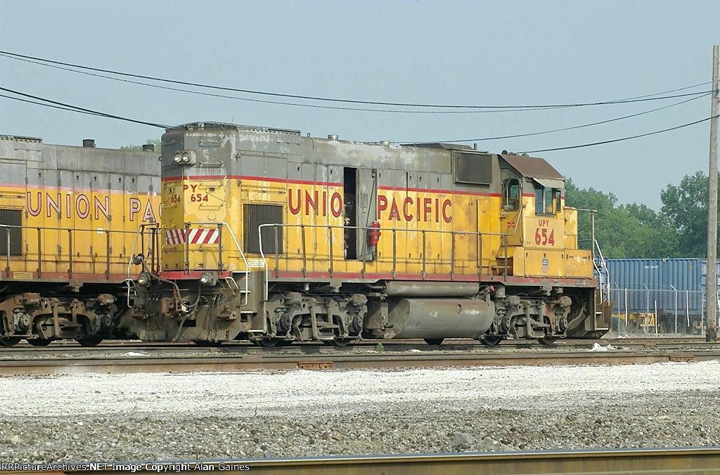 UPY GP15-1 Y654