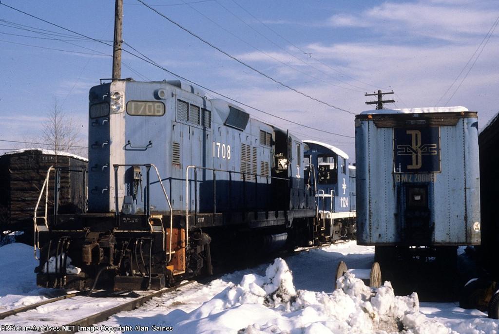 B&M GP9 1708