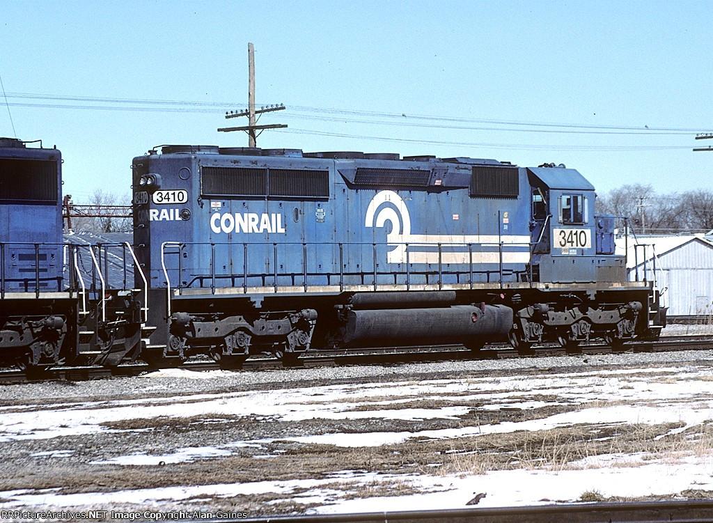 NS SD40-2 3410