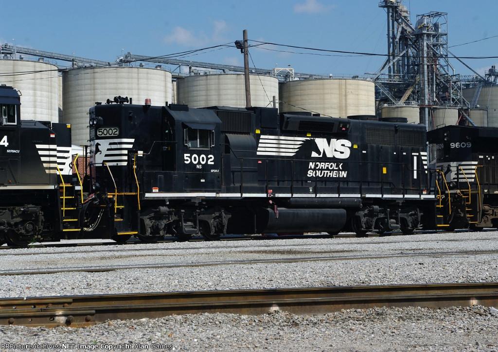 CR B36-7 5002