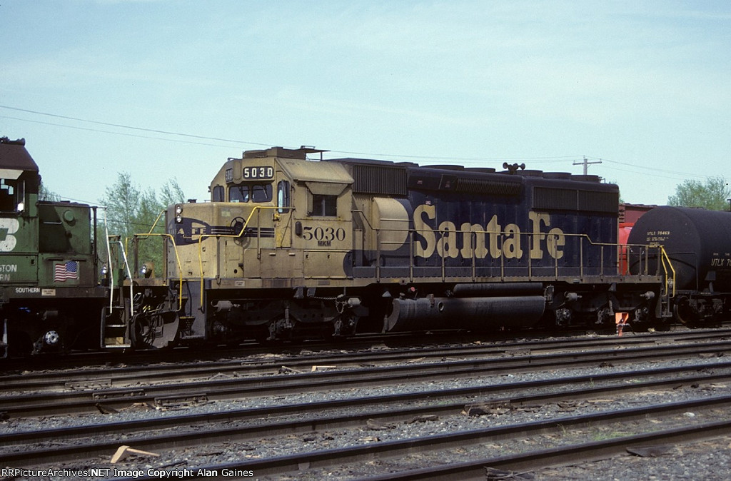 AT&SF 5030
