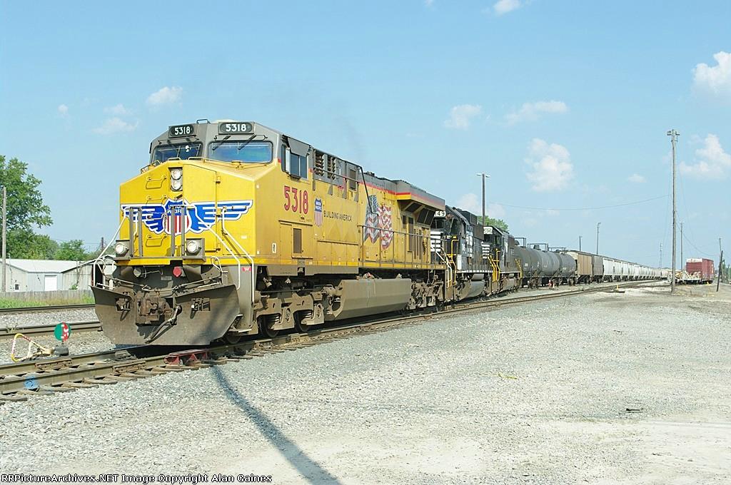 UP C45ACCTE 5318