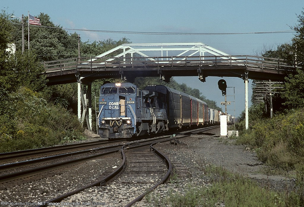 CR C40-8W 6107