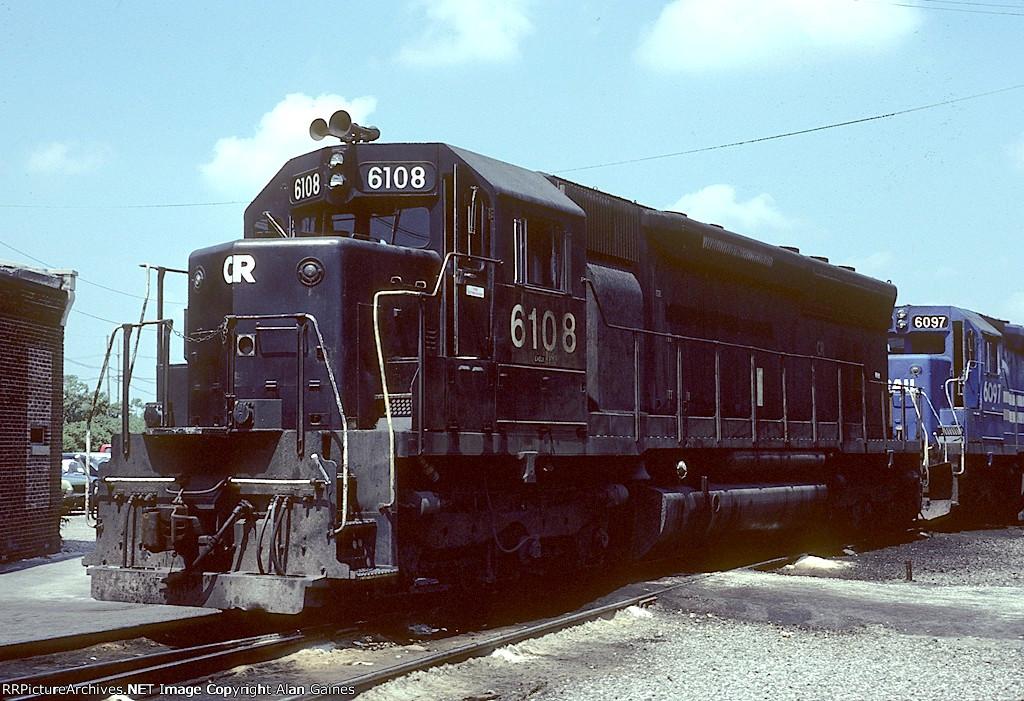 CR SD45 6108