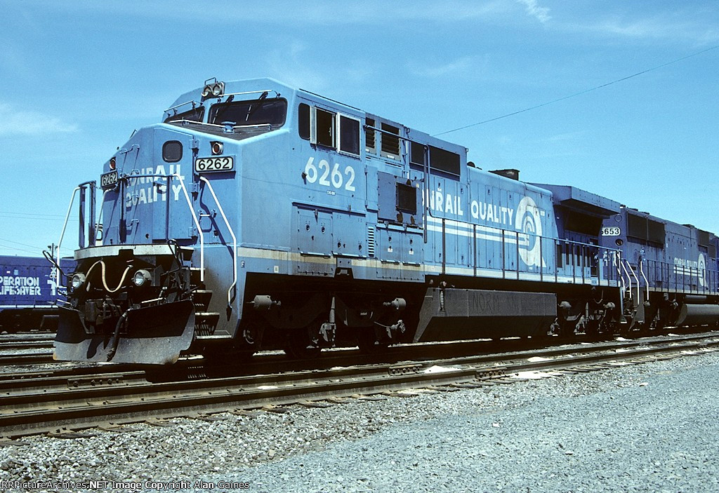 CR C40-8W 6262
