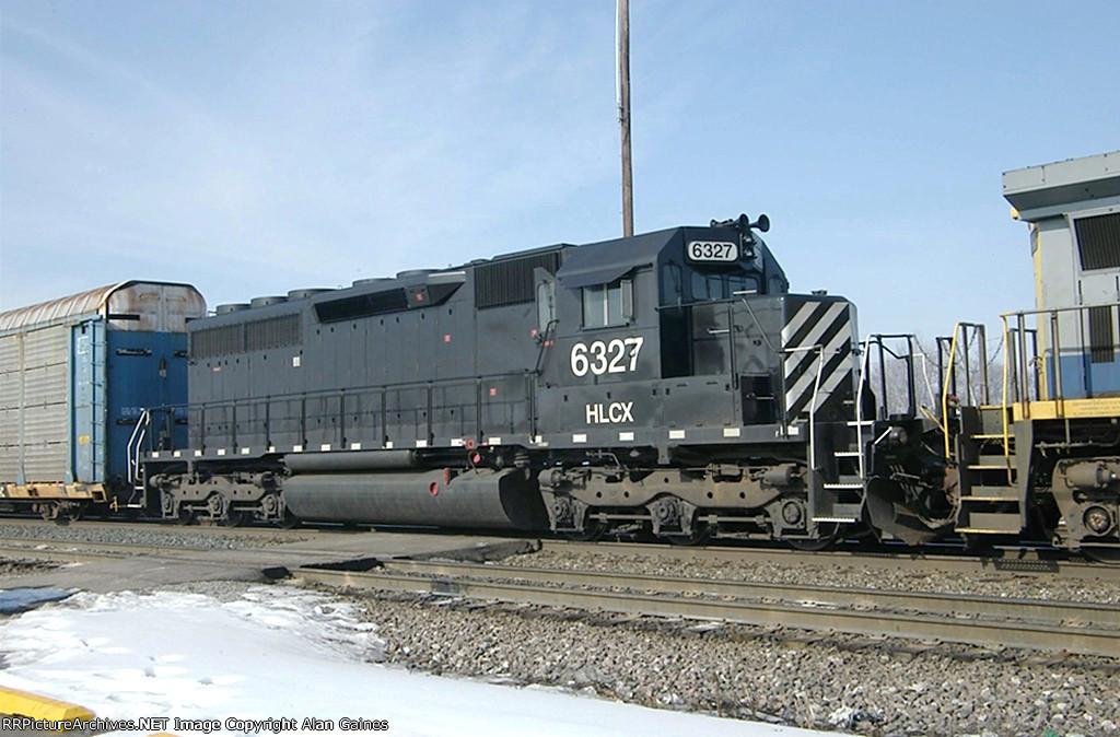 HLCX SD40M-2 6327