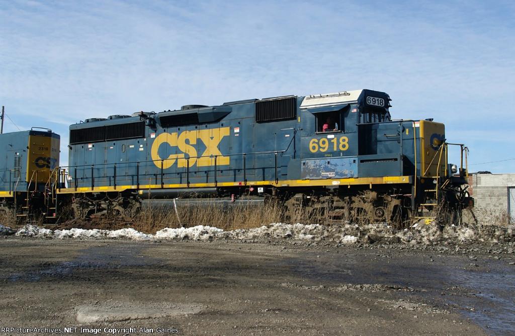 NS SD60E 6918