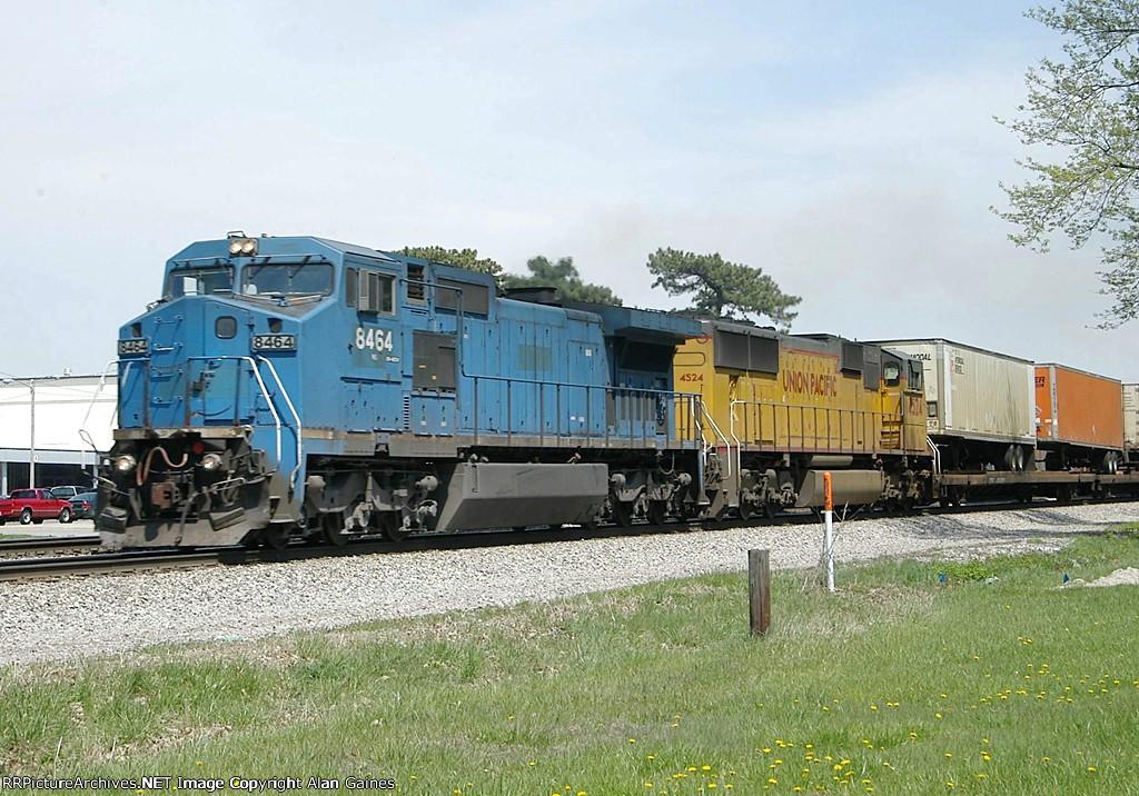 NS C40-8W 8464