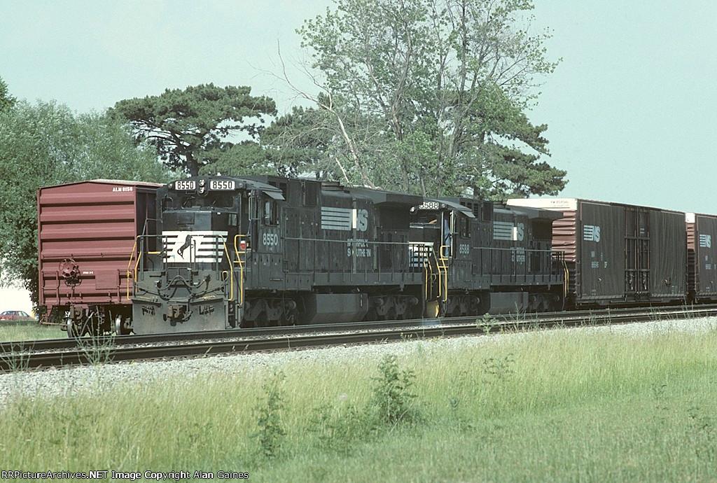 NS C39-8 8550