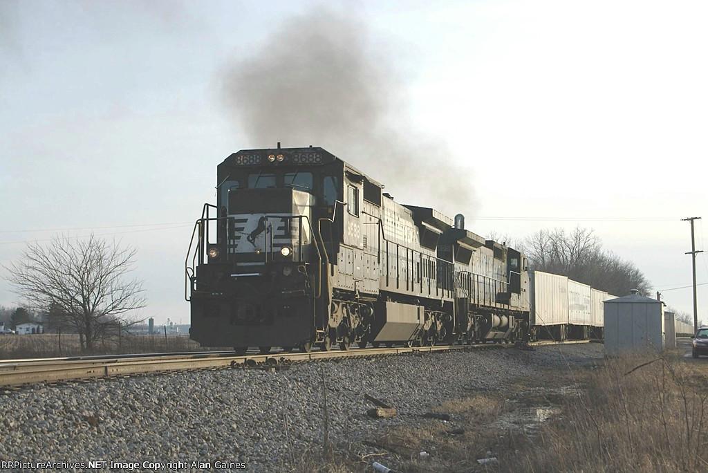 NS C39-8E 8688