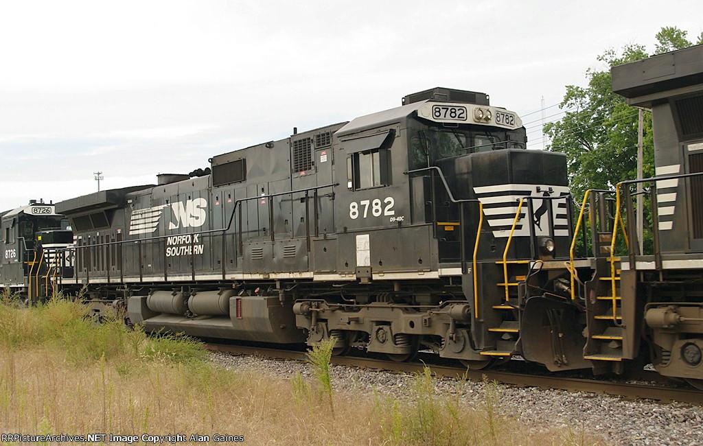 NS C40-9 8782