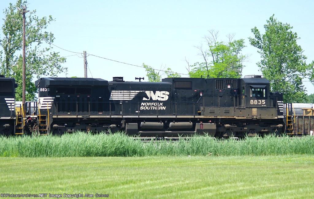 NS C40-9 8835