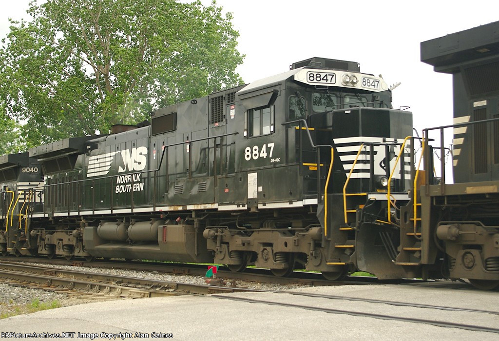 NS C40-9 8847