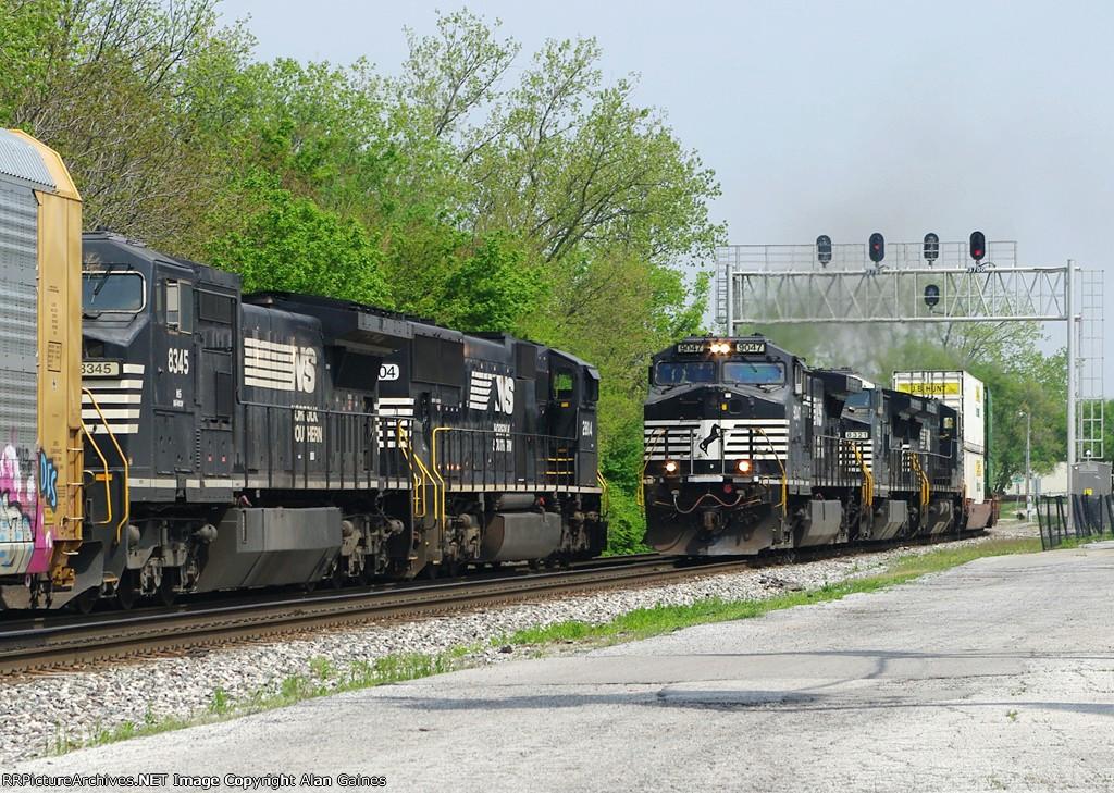 NS C44-9W 9047