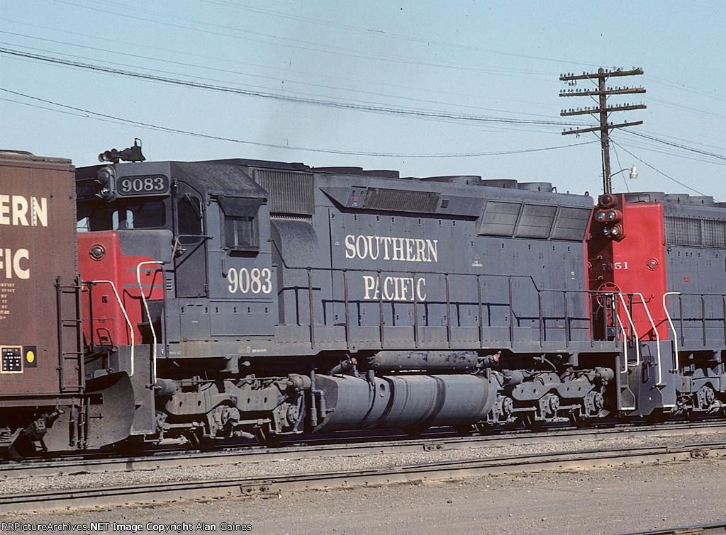 SP SD45 9083