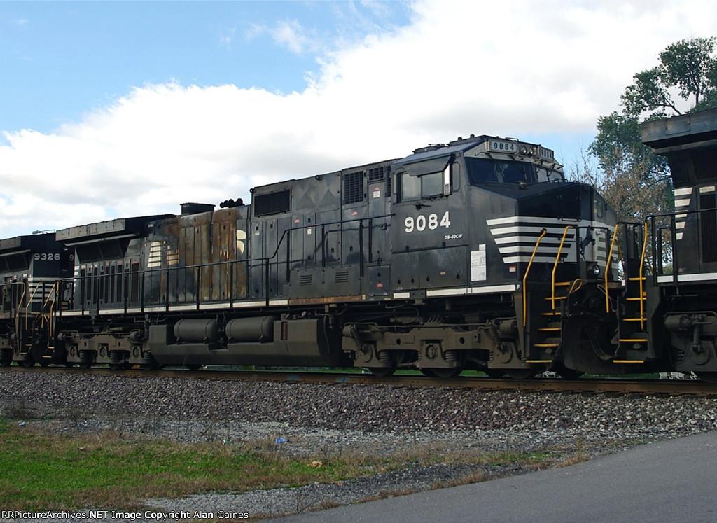 SP SD45 9084