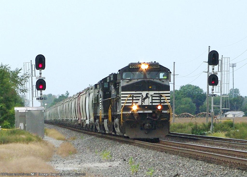 NS SD45 9096