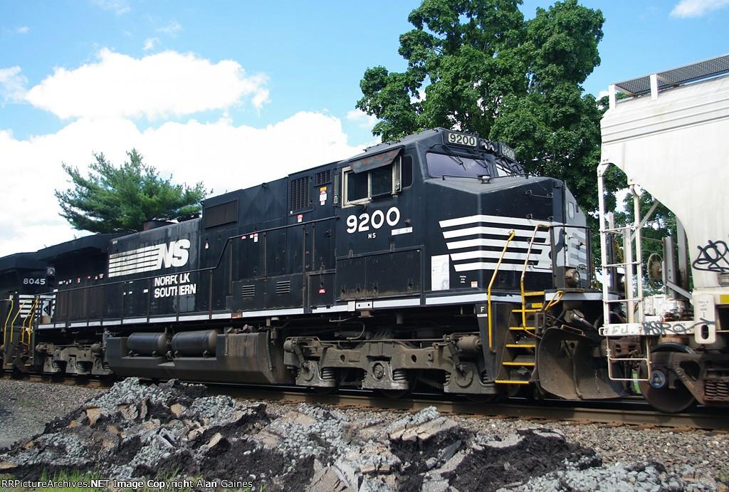 NS C44-9W 9200