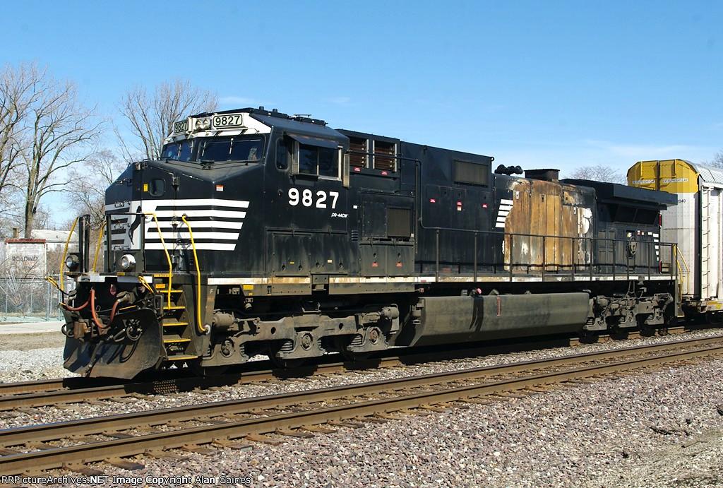 NS C40-9W 9827