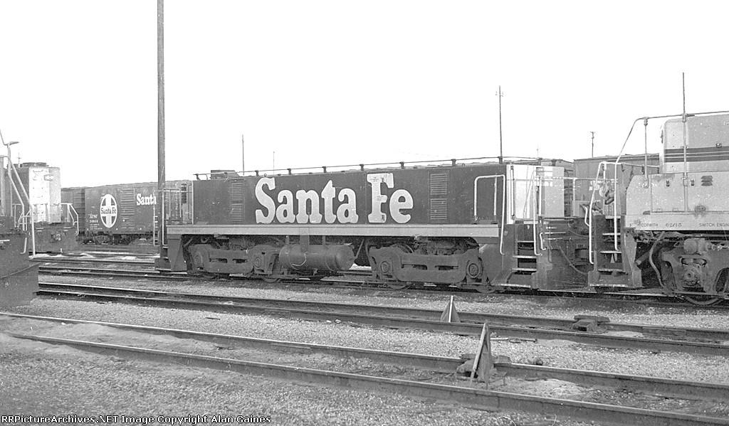 AT&SF Slug 121