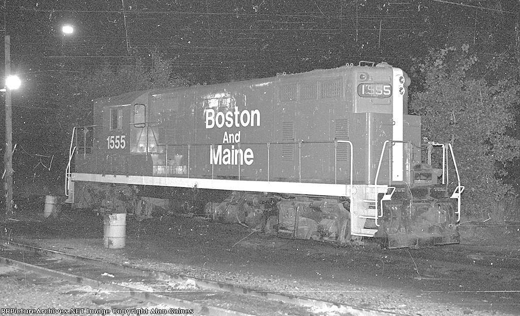 B&M GP-7 1555