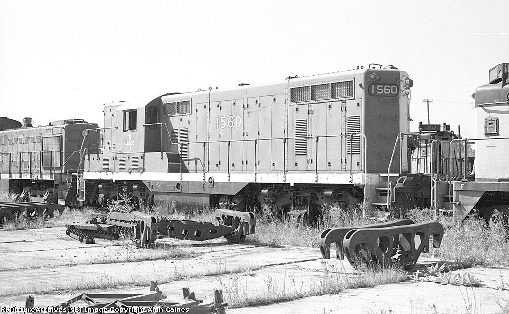 B&M GP-7 1560