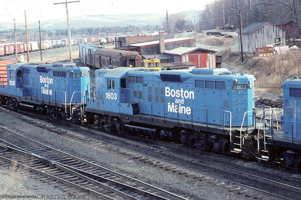 B&M GP9 1803